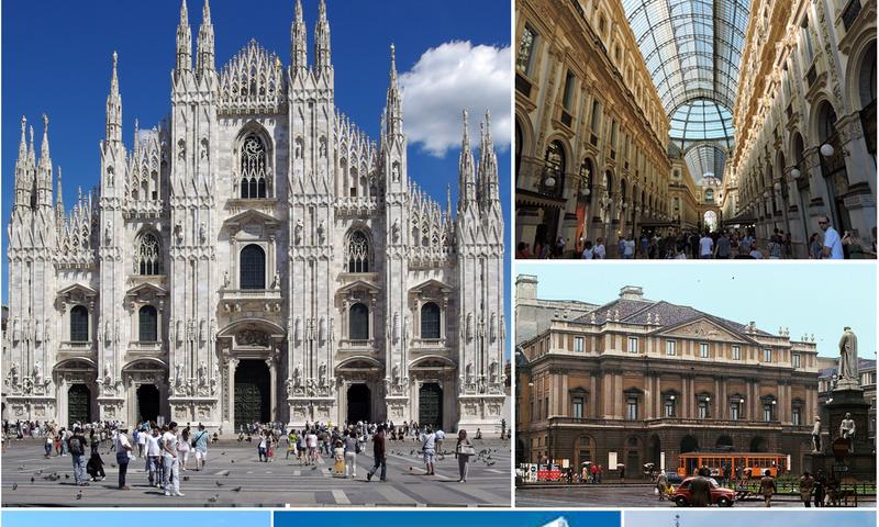 10 cose da vedere assolutamente a Milano - Istituto ...